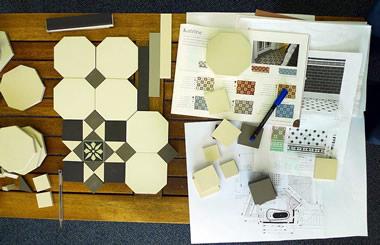 Victorian Floor Tiles Original Features